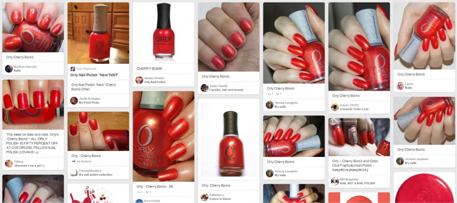 20503 CHERRY BOMB ORLY ROMANIA PINTEREST