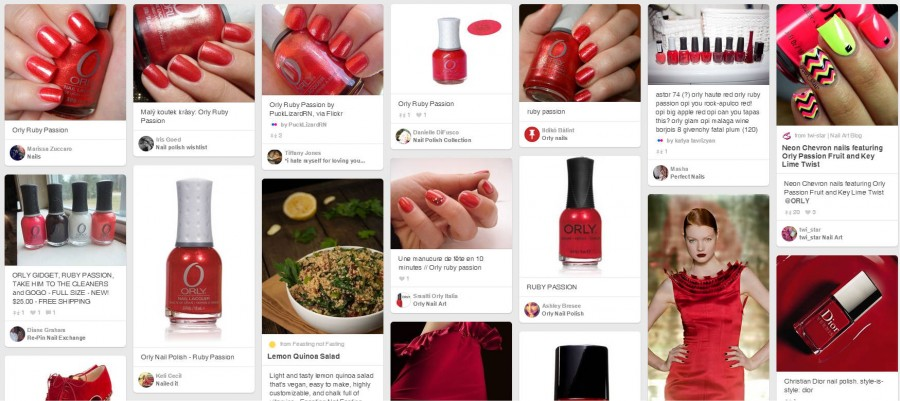 20547 RUBY PASSION ORLY ROMANIA PINTEREST