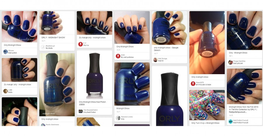 20859 MIDNIGHT SHOW ORLY PINTEREST