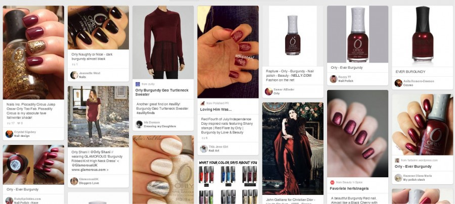 40044 EVER BURGUNDY ORLY ROMANIA PINTEREST