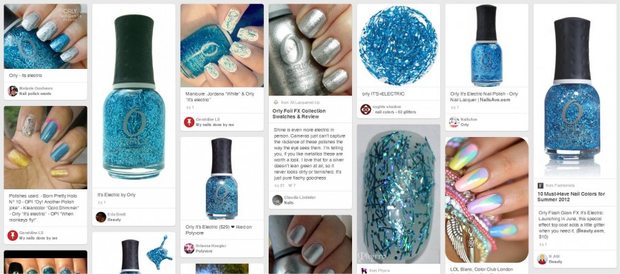 40476 IT'S ELECTRIC ORLY PINTEREST