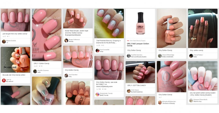 40730 COTTON CANDY ORLY ROMANIA PINTEREST