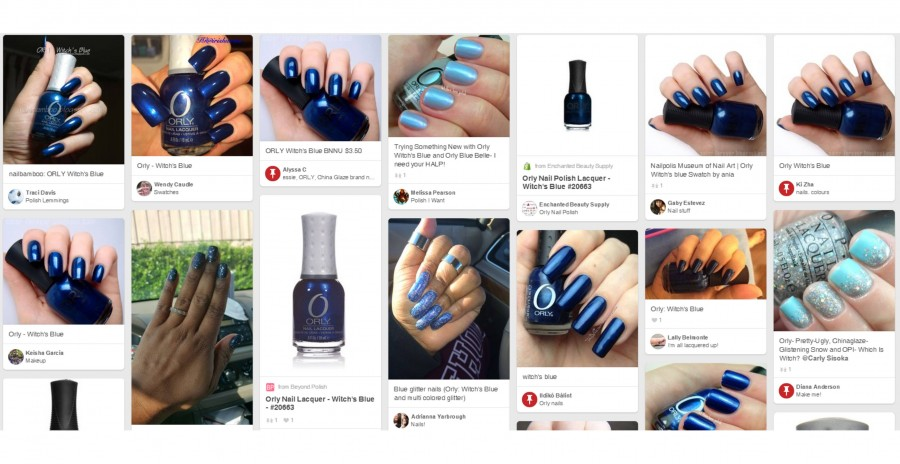 20663 WITCH'S BLUE PINTEREST