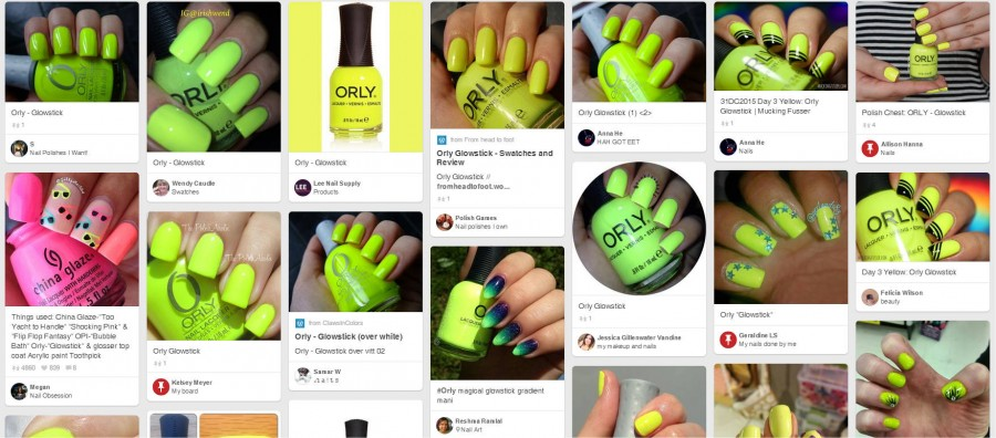 20675 GLOWSTICK PINTEREST