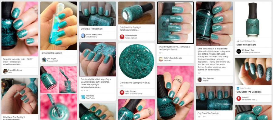 ORLY STEAL THE SPOTLIGHT 20831 pintereset