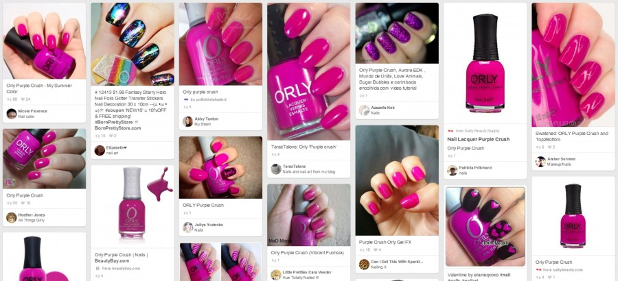 30464 PURPLE CRUSH ORLY ROMANIA PINTEREST