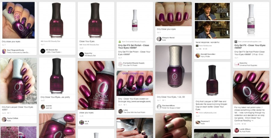 30597 CLOSE YOUR EYES ORLY ROMANIA PINTEREST